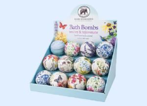 Bath Bomb Display Boxes