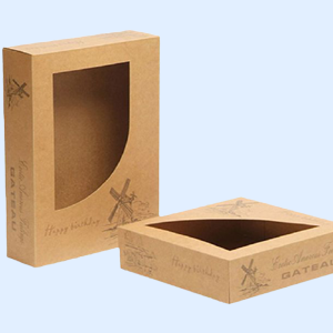 window Packaging boxes